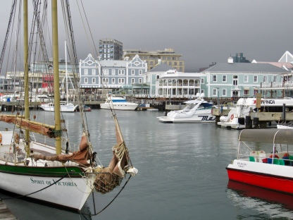 "The Cape Town ""Victoria and Albert"" waterfront"