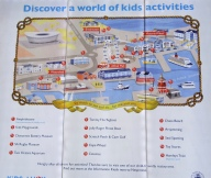 Map of Waterfront area - more for children of course