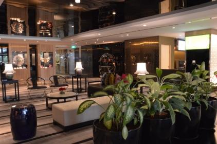 Hotel lobby - Village Hotel Katong, Singapore