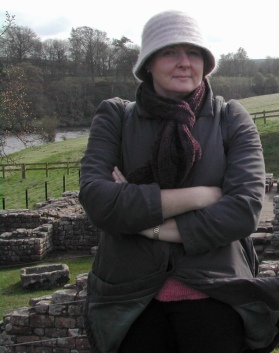 Visiting the Nth section of Hadrian's Wall (Roman ruins including Baths)